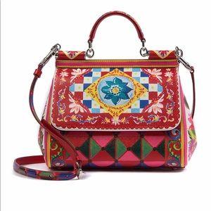 Brand New! Medium Mambo Print Sicily Bag, Multi